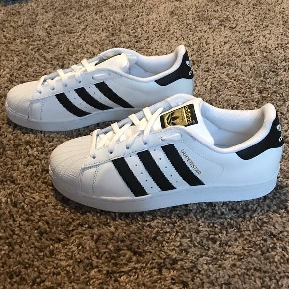 adidas Men's Superstar Shoe